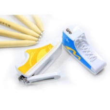 3D sports shoes nail clipper nail clippers nail scissors random color