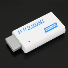 1080P/720P HDMI Converter for Wii