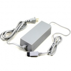 US Plug AC Power Adapter Wall Charger for Nintendo Wii