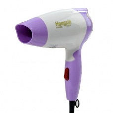 1000W folding fashion hair dryer color random