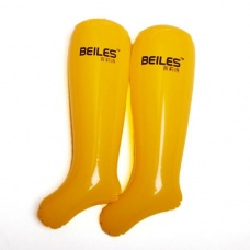 Inflatable tube boots support - Yellow (32cm)