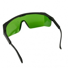 - 532 Anti Laser Safety Glasses Eye Protection Green Lens
