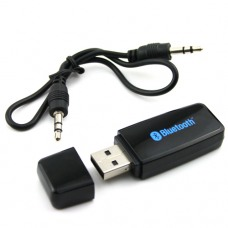 Wireless Stereo Bluetooth Audio Receiver For iPod iPhone MP3 MP4 PC Music Player