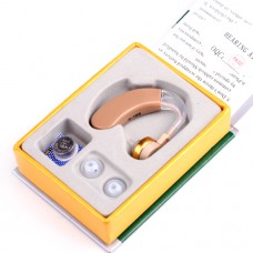 AXON X-168 Sound Enhancement BTE Hearing Aid Aids