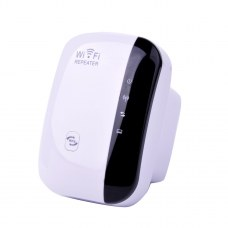 300Mbps 802.11N Wireless Wifi Repeater Network Router Range Expander 300M New