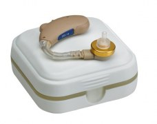 Analogue BTE Hearing Aid Sound Amplifier (V-185)