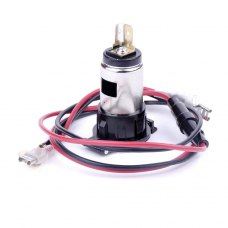 12V WATERPROOF Cigarette Lighter SOCKET Motorcycle, motorcycle cigarette Lighter Socket(12V 120W)wit