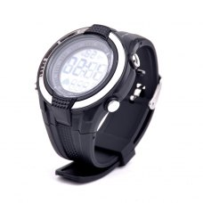 Heart Rate Monitor Watch with PU Chest band