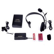 KONGIN KM-209 Portable Mini Karaoke Wireless Microphone Black