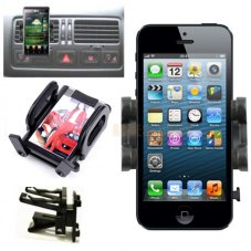 Universal Adjustable Car Air Vent Holder Mount for Cell Phone GPS MP4 iPhone
