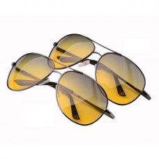 New Mens Anti-vertigo Night Vision Polarized Sunglasses Driving Glasses Goggles
