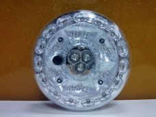 White 28-LED Car Interior Dome Ceiling Roof Light Lamp