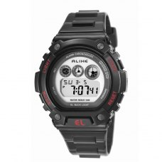 Fashionable multi-functional waterproof outdoor sports noctilucent double digital watches