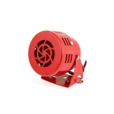 Red Plastic Shell Universal Car Horn 510Hz for Toyota