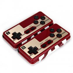 2 Set 8Bitdo FC30 Dual Player Wireless Bluetooth Gamepad Game Controller for Switch Android PC Mac Linux