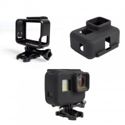 6 in 1 Accessories Kit for Gopro Hero 5 Black