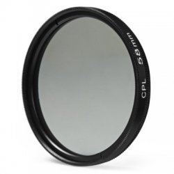 58mm CPL Filter Lens for Canon Nikon DSLR Camera