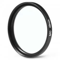 49mm MC UV Camera Multi Coated Ultra-violet Filter Protector for Sony Canon Pentax