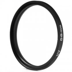58mm UV Camera Protection Filter Lens for Canon Nikon Sony