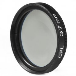 37mm CPL Filter Lens for Canon Nikon DSLR Camera