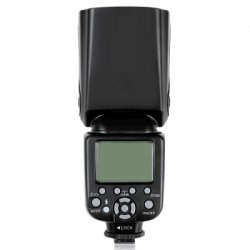 TRIOPO TR - 586EX C 1/8000s Wireless Camera Flashlight Speedlite with LCD Screen