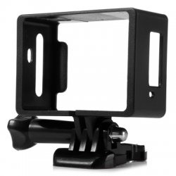 Frame Mount Bracket with Base Screw for SJCAM SJ5000 / SJ5000 WiFi / SJ5000 Plus / SJ5000X