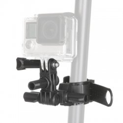 DAZZNE DZ-SG4 Roll Bar Bike Handle Camera Mount for Action Sports Cameras