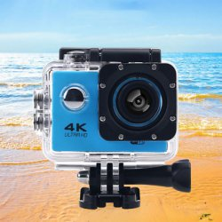 F60B 4K WiFi 170 Degree Wide Angle 2.0 inch LCD Screen Action Sports Camera Loop Cycle Recording