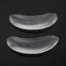 Magical Silicone Gel Breast Enhancer Pad Crescent Shape