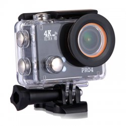 20MP 4K FHD 1080P 2.0 LCD WiFi Waterproof 170 Degree Wide-angle Lens Sports Action Camera