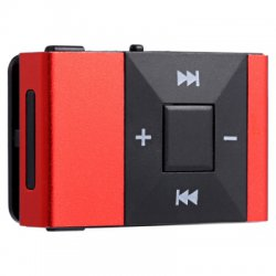 Mini Portable Clip MP3 Music Audio Player with TF Card Insert