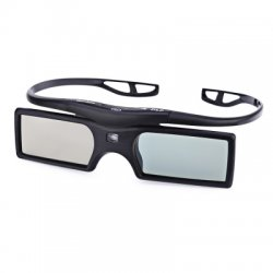Gonbes G15 - DLP DLP-link Active Shutter 3D Movie Game Glasses for 3D Projector