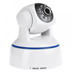 624GA 1080P 4.2MM Lens Wireless Night Vision IP Indoor Camera with Two-Way Audio