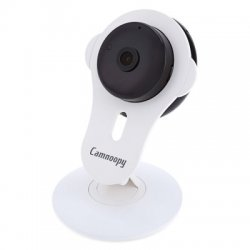 Camnoopy CN C200F 720P Wireless Wired Motion Detection IP Indoor Camera