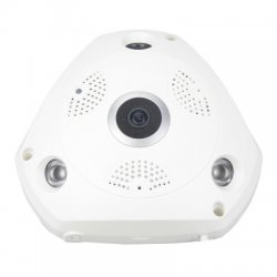 360 Degree VRCam 1080P Wireless Fisheye Panoramic IP Camera WiFi 2.0 MP Surveillance Security System