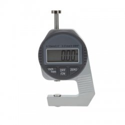0 - 10 mm Press Type Digital Thickness Gauge