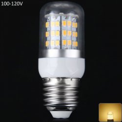12W E27 SMD - 2835 60 LEDs 1100Lm Warm White LED Light Energy Saving Corn Bulb 100 - 120V
