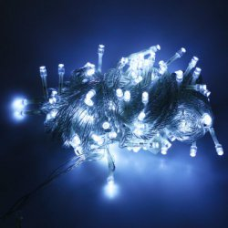 10M 100 LEDs String Fairy Light for Outdoor Party Christmas Decoration