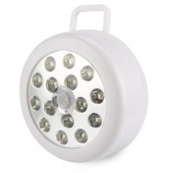 15 LED Wireless Auto PIR Sensitive Motion Infrared Sensor Light