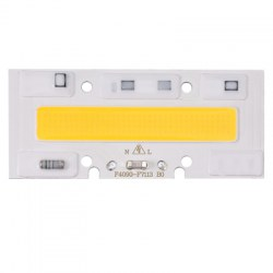 AC 220V 30W 2400LM COB LED Chip Waterproof Smart IC Fit for DIY Floodlight