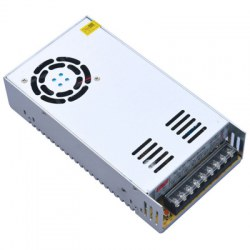 JIAWEN 30A 360W Switching Power Supply Driver for LED Strip AC 110 / 220V Input To DC 12V