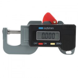 0 - 12.7 mm LCD Digital Thickness Gauge for Jewelry