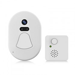 D1 WiFi Night Vision Wide Angle Digital Alarm Doorcam