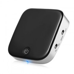 BTI - 029 Bluetooth Receiver Transmitter 2-in-1 Wireless Adapter for TV / Home Sound System