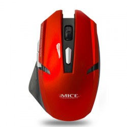 2.4G Wireless Mute Mouse Business Office Notebook 6 Key Gaming G-1700
