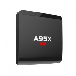 A95X R1 Android TV Box S905W CPU Support 2.4GHz WiFi 4K H.265