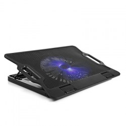 NCP86 Cooling Pad for 15.6 inch Laptop 200mm Fan Adjustable Stand