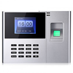 DANMINI N308 Fingerprint Time Attendance Machine Identification Checking Recorder