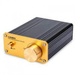 A950 50W Stereo Digital Audio Power Amplifier Aluminum Material