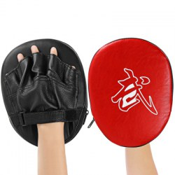1pcs Focus Boxing Punch Mitts Training Pad for MMA Karate Muay Thai Kick